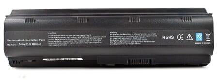 Baterai Laptop KW