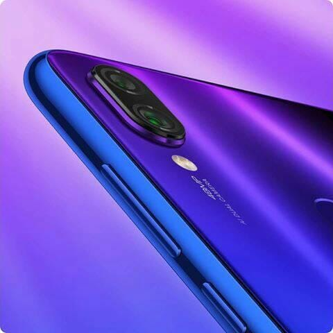 glass redmi note 7